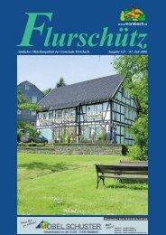 123. Ausgabe vom 01.07.2006 - Gemeinde Morsbach