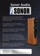sonor audio brochure for flipbook - Page 2