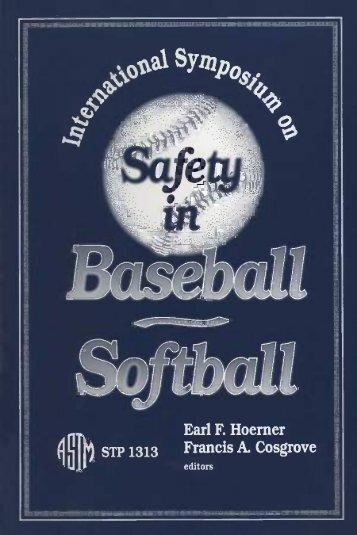 International Symposium on Safety in Baseball~Softball