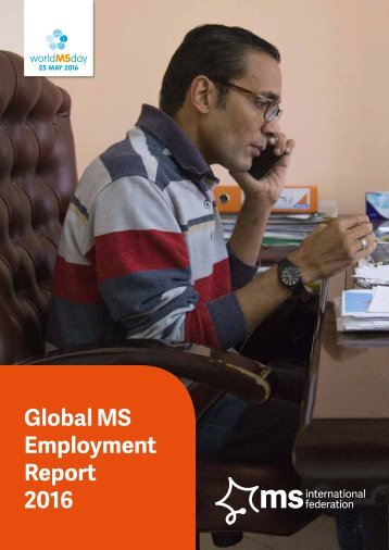 Global MS Employment Report 2016