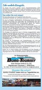 Tagesfahrten von BURG-TOURIST - Page 2