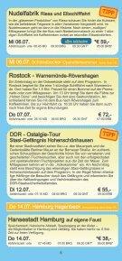 Tagesfahrten von BURG-TOURIST - Page 6