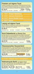 Tagesfahrten von BURG-TOURIST - Page 7