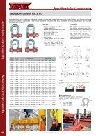 Speciální závěsné komponenty - Page 2