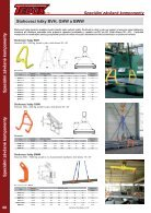 Speciální závěsné komponenty - Page 4