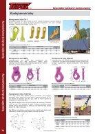 Speciální závěsné komponenty - Page 6