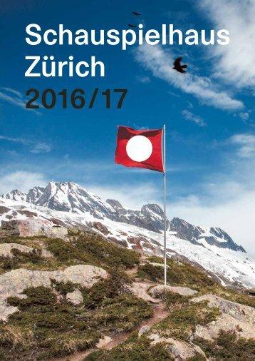 Schauspielhaus Zürich 2016/17