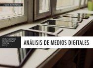 ANÁLISIS DE MEDIOS DIGITALES