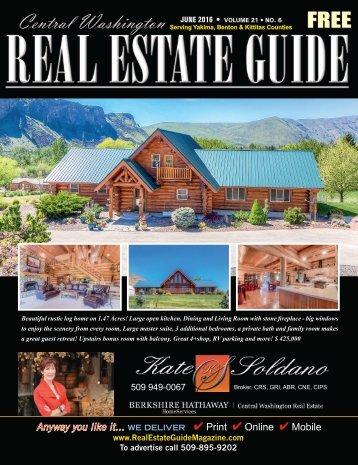 Central Washington Real Estate Guide June 16