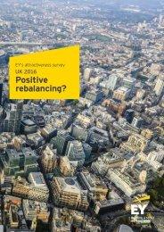 Positive rebalancing?