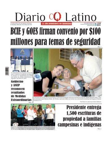 Edición 25 de Mayo de 2016