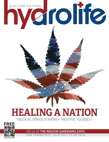 Hydrolife Magazine June/July 2016 (USA Edition)
