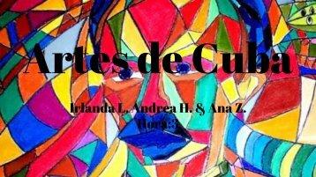 Copy of Cuba -Las Artes-