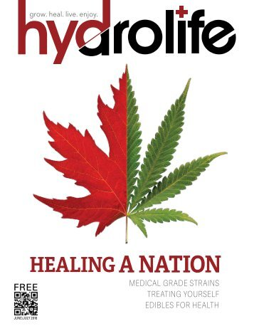 Hydrolife Magazine June/July 2016 (CAN Edition)