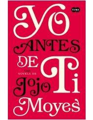 1. Yo antes de ti - Jojo Moyes.
