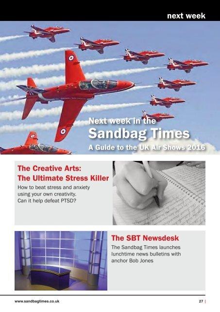 The Sandbag Times Issue No: 19