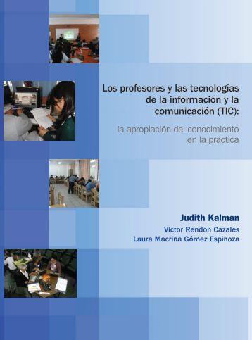 Los profesores y las tecnologías de la información y la comunicación (TIC)