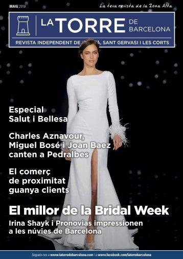 El millor de la Bridal Week