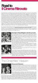 Road to Il Cinema Ritrovato - Page 2