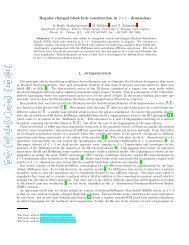 arXiv:1107.0242v2 [gr-qc] 3 Jan 2012