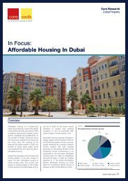 In Focus Affordable Housing In Dubai