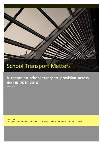 School Transport Matters