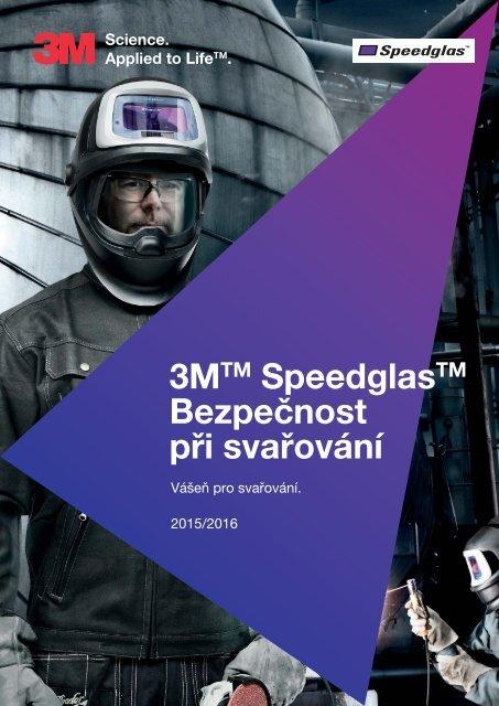 3M Speedglas produktový katalog