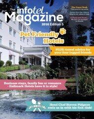 Infotel Magazine | Edition 5 | 2016
