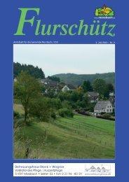Goldenen Hochzeit - Gemeinde Morsbach