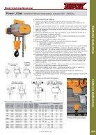 Elektrická a pneumatická zvedací zařízení - Page 5
