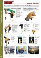 Elektrická a pneumatická zvedací zařízení - Page 6
