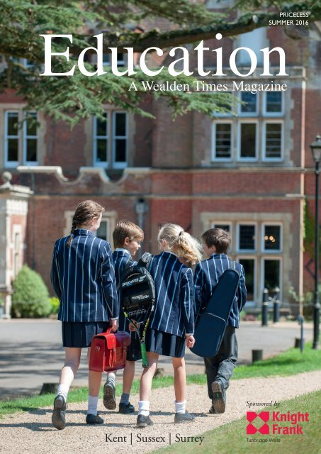 Education | ED03 | Summer 2016
