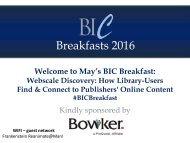 Breakfasts 2016