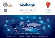 Stratesys - Brochure Corporativo - ESP
