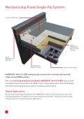 Flat Roof Application Guide - Page 6