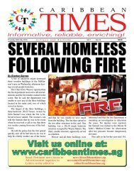 Caribbean Times 16th Issue - Thursday 26th May 2016