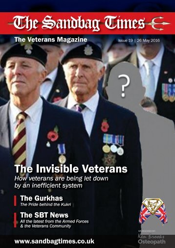 The Invisible Veterans