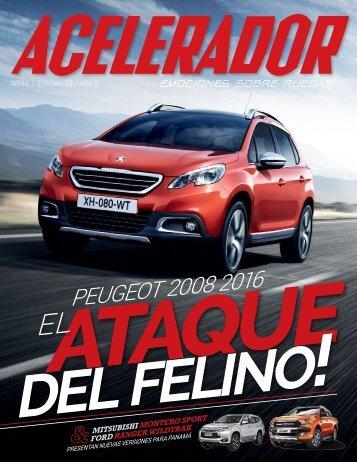 Revista Acelerador - Mes de Abril, Edición 29