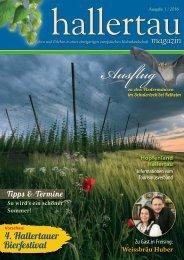 hallertau magazin 2016-1