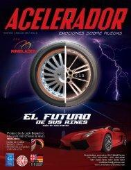 Revista Acelerador – Mes de Marzo, Edición 28