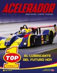 Revista Acelerador – Mes de Febrero, Edición 27