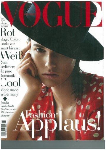 Vogue  Feb. 2015