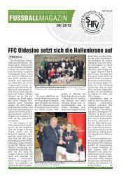 Ausgabe 06 / 2012 vom 13.02.2012 - Schleswig-Holsteinischer ...