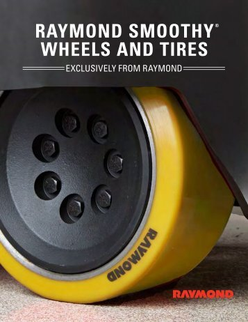 RAYMOND SMOOTHY WHEELS AND TIRES