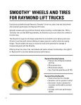 RAYMOND SMOOTHY WHEELS AND TIRES - Page 2