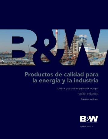 Productos de calidad para la energía y la industria