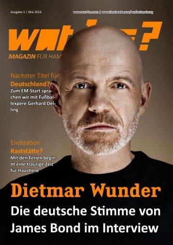 Wat Los? / Ausgabe 5 - 2016