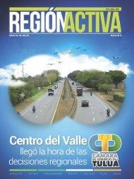 REVISTA REGIÓN ACTIVA EDICIÓN No. 3 - ABRIL 2016