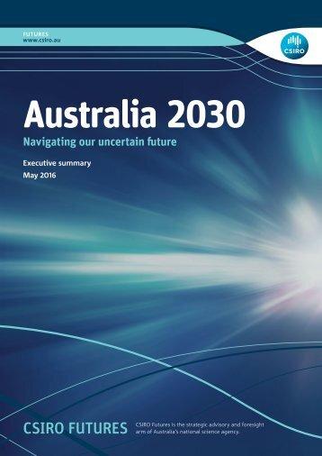 Australia 2030