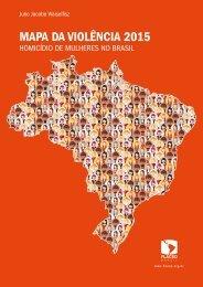 MAPA DA VIOLÊNCIA 2015